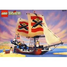 6271 PIRATES Imperial Flagship