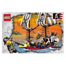 6290 PIRATES Red Beard Runner