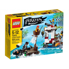 70410 PIRATES Soldiers Outpost