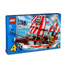 7075 PIRATES Captain Redbeards Pirate Ship