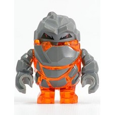 pm002 Rock Monster - Firox (Trans-Orange)
