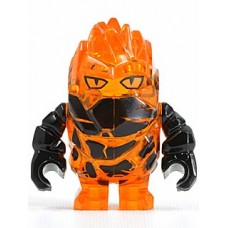 pm025 Rock Monster - Firax (Trans-Orange)