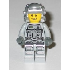 pm030 Power Miner - Doc, Gray Outfit