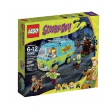 75902 SCOOBY DOO The Mystery Machine
