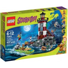 75903 SCOOBY DOO Haunted Lighthouse
