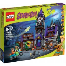 75904 SCOOBY DOO Mystery Mansion
