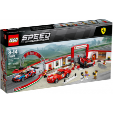 75889 SPEED CHAMPIONS Ferrari Garage 250 GTO, 488 GT