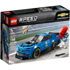 75891 SPEED CHAMPIONS Chevrolet Camaro ZL1 Race Car