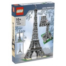 10181 SCULPTURES Eiffel Tower 1300 Scale