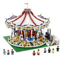 10196 SCULPTURES Grand Carousel