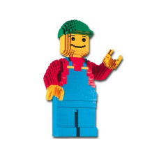 3723 SCULPTURES Lego Minifigure