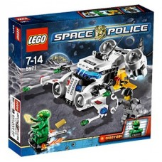 5971 SPACE POLICE Gold Heist