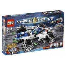 5979 SPACE POLICE Max Security Transport