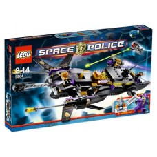5984 SPACE POLICE Lunar Limo