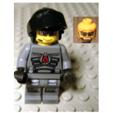sp094 Space Police 3 Officer 1 (5969)