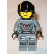 sp096 Space Police 3 Officer 4 - Airtanks (5972, 5973)