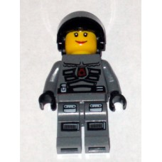 sp107 Space Police 3 Officer 9 - Female