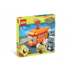3830 SpongeBob SquarePants The Bikini Bottom Express