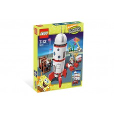 3831 SpongeBob SquarePants Rocket Ride