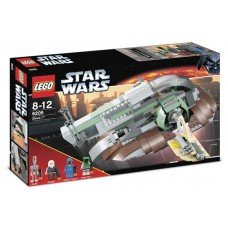 6209 STAR WARS Slave I (2nd edition)