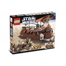 6210 STAR WARS Jabbas Sail Barge