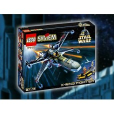 7140 STAR WARS X-wing Fighter