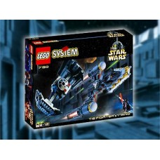 7150 STAR WARS TIE Fighter and Y-wing