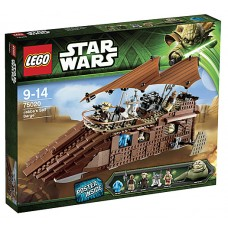 75020 STAR WARS Jabbas Sail Barge