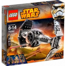 75082 STAR WARS TIE Advanced Prototype