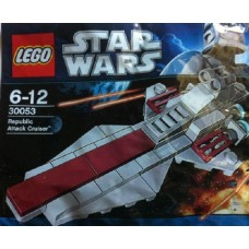 30053 SW Republic Attack Cruiser - Mini polybag
