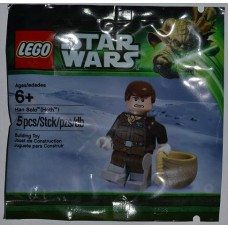 5001621 SW Han Solo (Hoth) polybag