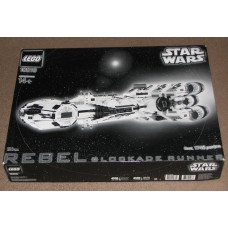 10019 STAR WARS Rebel Blockade Runner - UCS