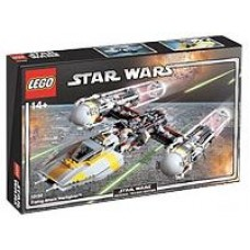 10134 STAR WARS Y-wing Attack Starfighter - UCS