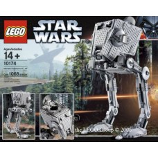 10174 STAR WARS Imperial AT-ST - UCS