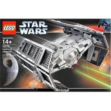 10175 STAR WARS Vader's TIE Advanced - UCS