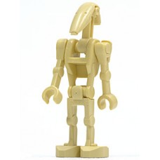 sw001d Battle Droid with 2 Straight Arms (7678)