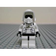sw005 Scout Trooper (Yellowed)