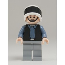 Minifig sw427 Rebel Scout Trooper, Smiling