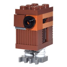 sw767 Gonk Droid - Reddish Brown (75146)