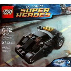 30300 SUPER HEROES The Batman Tumbler polybag
