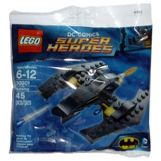 30301 SUPER HEROES Batwing polybag