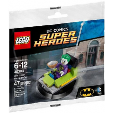 30303 SUPER HEROES The Joker Bumper Car polybag
