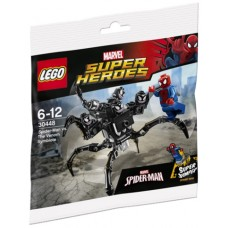 30448 SUPER HEROES Spider-Man Vs. The Venom Symbiote polybag