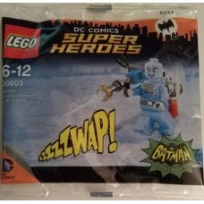 30603 SUPER HEROES Batman Classic TV Series - Mr. Freeze polybag