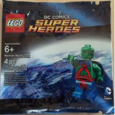 5002126 SUPER HEROES Martian Manhunter polybag