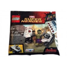 5003084 SUPER HEROES The Hulk polybag