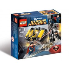 76002 SUPER HEROES Superman- Metropolis Showdown
