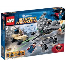 76003 SUPER HEROES Superman- Battle of Smallville