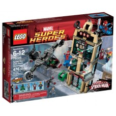 76005 SUPER HEROES Spider-Man- Daily Bugle Showdown