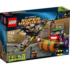 76013 SUPER HEROES Batman- The Joker Steam Roller